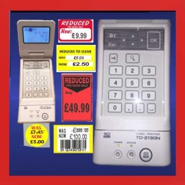 Stand Alone Labelling System - Price Mark Down