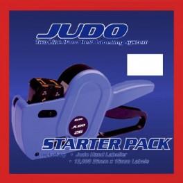 Judo 2-Line Price Gun Starter Pack + 12,000 Labels